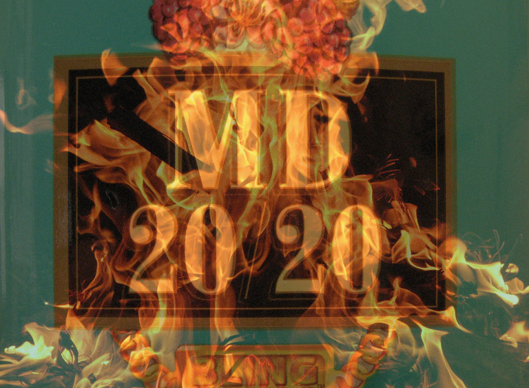 Mad Dog Burning